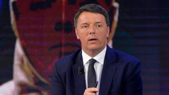 Matteo Renzi, leader di Italia Viva (ImagoE)