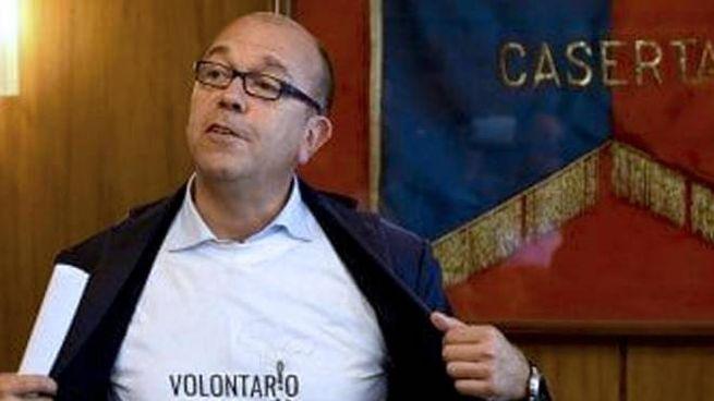 Il manager televisivo arrestato Casimiro Lieto (Ansa)