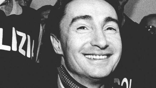 Felice Maniero in una foto d'archivio (Ansa)