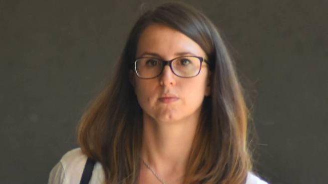 L'assistente sociale Cinzia Magnarelli, indagata nell'inchiesta 'Angeli e demoni'