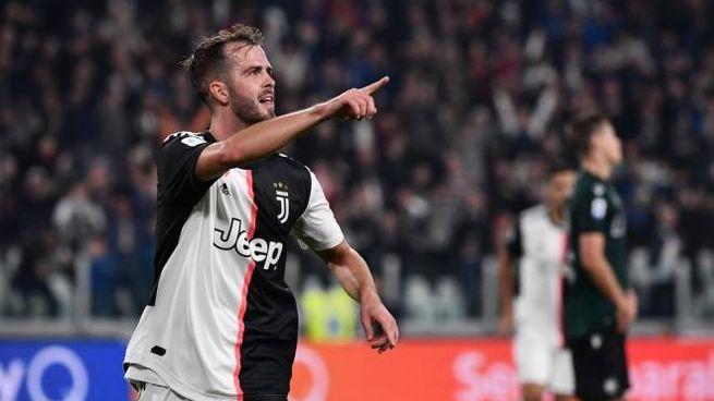 Juventus, Miralem Pjanic