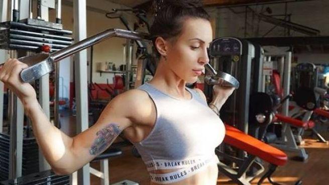 """Valentina Vincenzi durante un allenamento: """"Voglia di mettermi alla prova"""""""