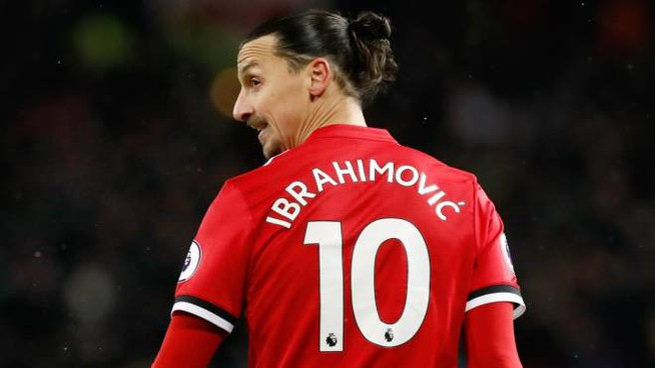 Ibrahimovic ai tempi del Manchester United
