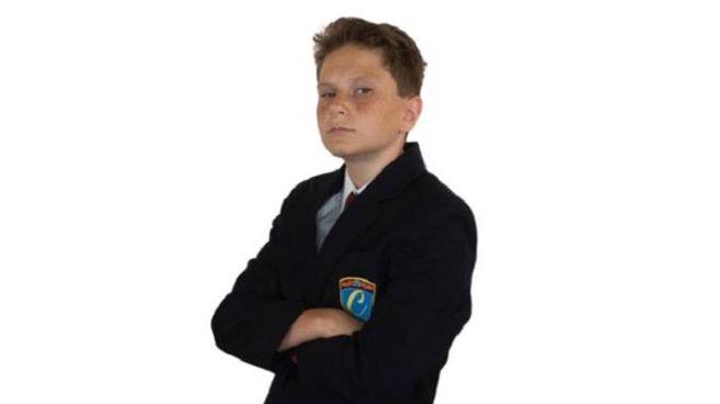 Giulio Maggio studente de Il Collegio 4