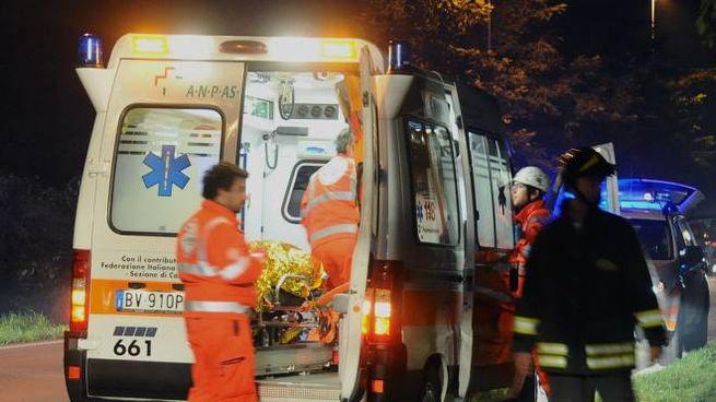 Incidente a Urbania, morto un motociclista (foto d'archivio Cusa)