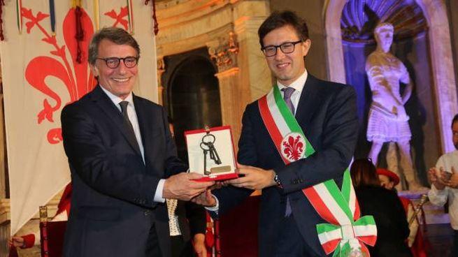 Il sindaco di Firenze Dario Nardella sabato  ha consegnato le chiavi della città  a David Sassoli. Il presidente del Parlamento Ue   è nato a Firenze nel 1956.  È stato eletto eurodeputato per la prima volta nelle fila del Pd nel 2014