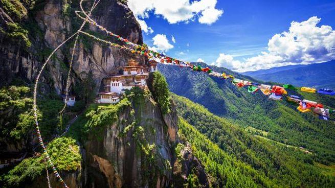 Lonely Planet ha eletto il Bhutan paese imperdibile nel 2020