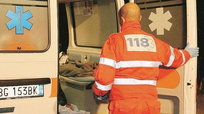 Incidente ad Acqualagna, un morto e un ferito (Fotoprint)