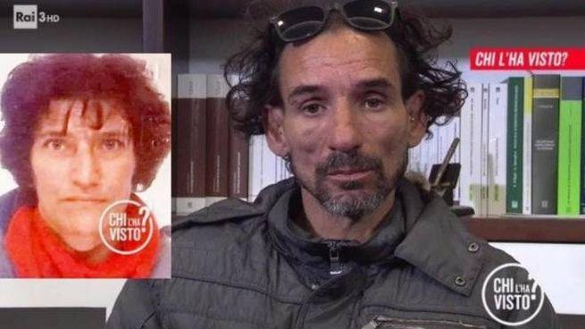 Angela Stefani (sx), scomparsa il 5 febbraio e l'ex compagno Vincenzo Caradonna (Ansa)