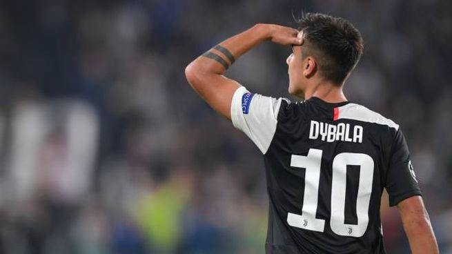 Juventus, Paulo Dybala (Lapresse)