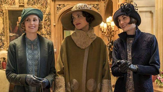 Serie tv inglesi: Downton Abbey