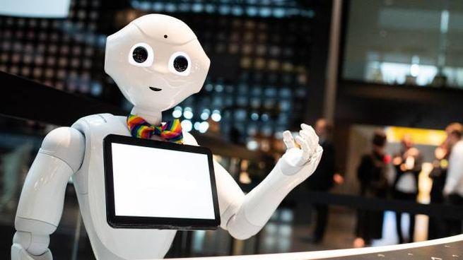Un robot (Ansa)