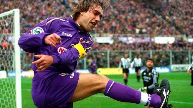 Gabriel Batistuta, 50 anni, ha parlato della Fiorentina di oggi rispetto a quando lui indo