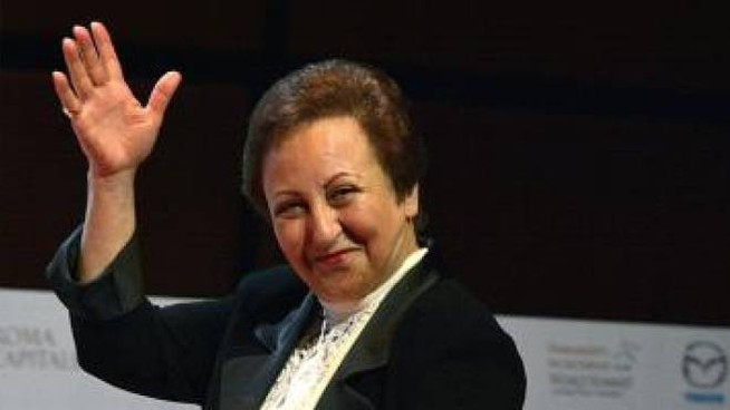 Il premio Nobel Shirin Ebadi (LaPresse)