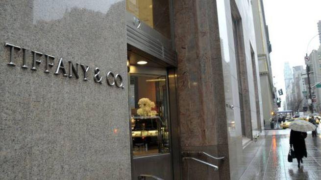 La sede di Tiffany & Co. (Ansa)