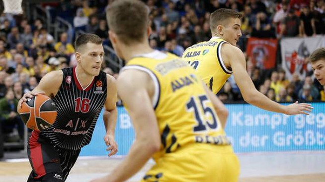"""Nemanja Nedovic, decisiva la sua """"sfuriata"""" da 3 nel secondo tempo"""