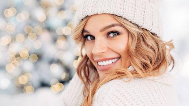 Il bianco, nelle due diverse dclinazioni, va di moda anche nei mesi freddi