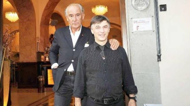 Pietro Brocchi e Marco Grotti