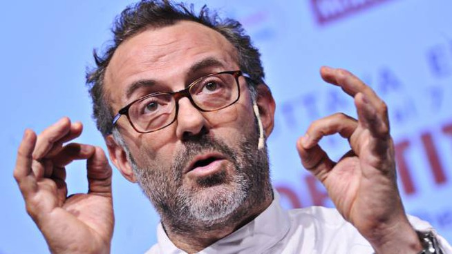 Lo chef Massimo Bottura - Foto: Gian Mattia D'Alberto/LaPresse