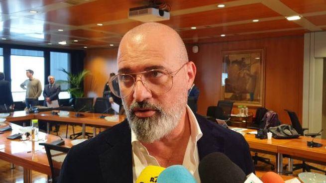 Stefano Bonaccini, candidato del centrosinistra in Emilia Romagna (Dire)