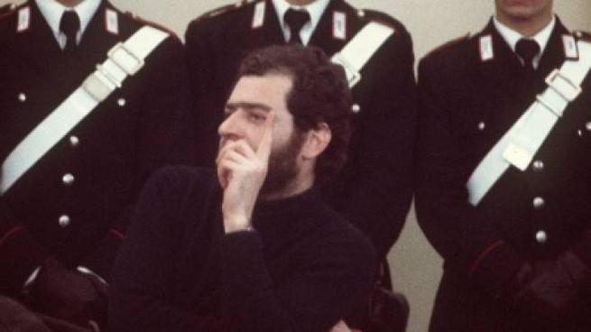Giovanni Ventura durante un processo