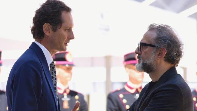Massimo Bottura gestirà il ristorante Cavallino a Maranello - il Resto del Carlino