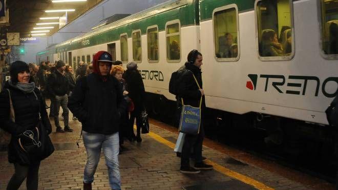 Abbiategrasso: arriva la metropolitana, ma il raddoppio della Milano-Mortara è fermo - IL GIORNO