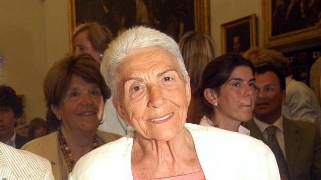 Maria Pia Fanfani (Imagoeconomica)