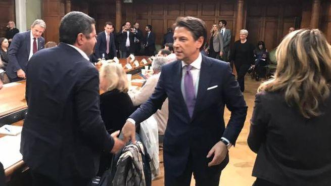 Ex Ilva, Conte incontra i sindacati a Palazzo Chigi (Dire)