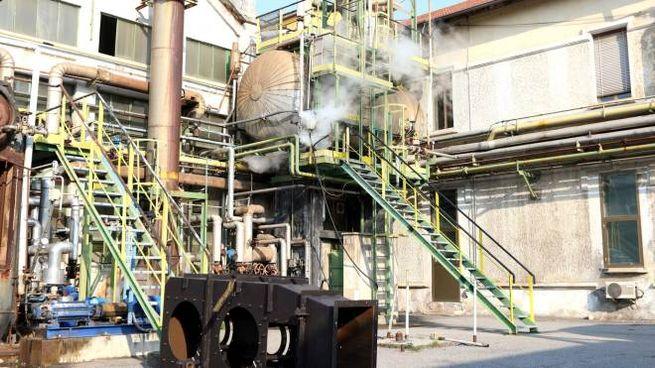 Nel sito produttivo interessato dall'inquinamento lavorano 54 operai