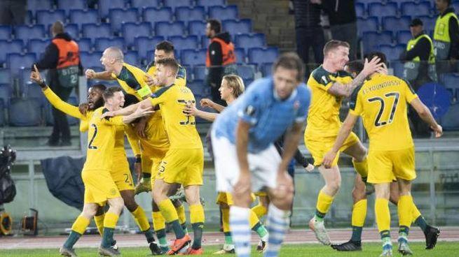 Lazio Celtic (Ansa)