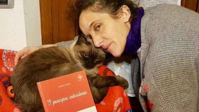 Simona Ghiddi ha scritto il libro «I principini indesiderati»
