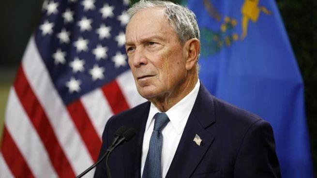 Michael  Bloomberg (Ansa)