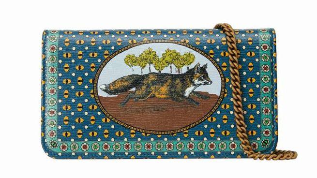 Una borsa della collezione Gucci Garden Bestiaire