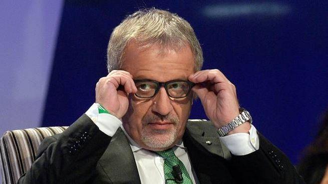 L'ex presidente leghista di Regione Lombardia, Roberto Maroni