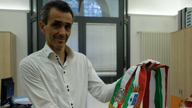 Il sindaco di Predappio, Roberto Canali (Foto Frasca)