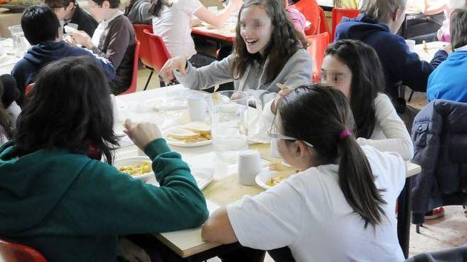 Una mensa scolastica (foto di repertorio)