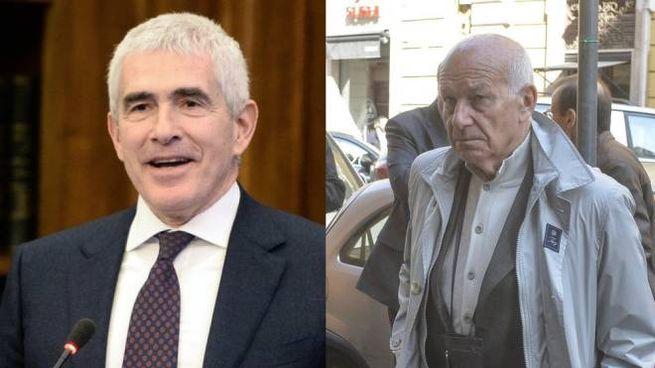 Pier Ferdinando Casini, Fausto Bertinotti