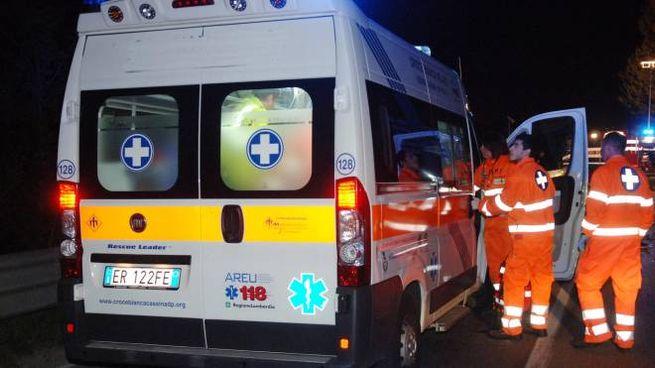Ambulanza (Newpress)