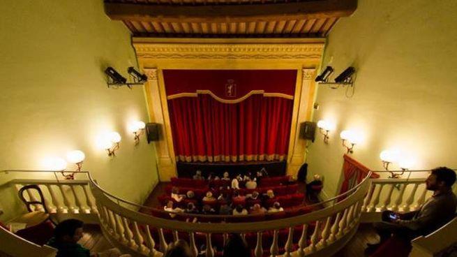 Teatro Regina Margherita di Marcialla
