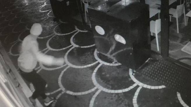 I filmati delle telecamere