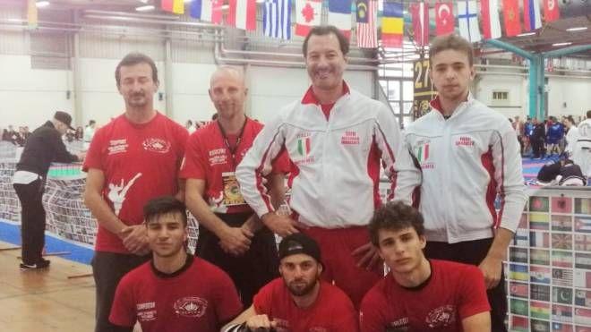 Loto Rosso Pieve a Nievole, un argento ai Mondiali di arti marziali a Carrara - La Nazione
