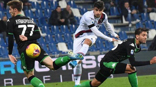 Riccardo Orsolini convocato per la prima volta in Nazionale (FotoSchicchi)