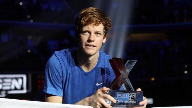 Jannik Sinner ha vinto le Next gen Atp Finals (Ansa)
