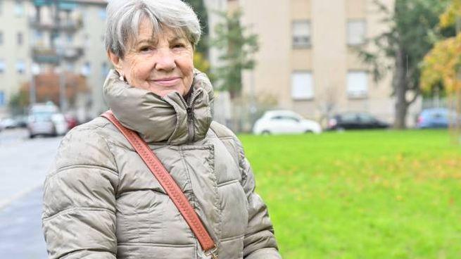 Francesca Zanardi Massari, 78 anni, mamma di Luca;