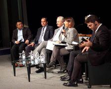 Rappresentanti di aziende internazionali intervistati da Paola Giacomini