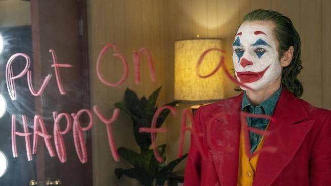 Una scena di 'Joker'
