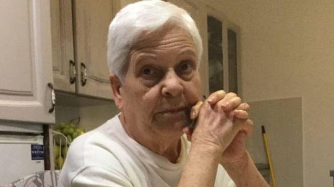 Maddalena Mattetti, ottant'anni, è la sorella di Gabriele, il metronotte ucciso nel '74