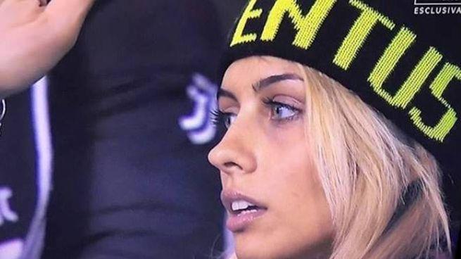 Francesca Tajè, 21 anni, nell'inquadratura che la sta rendendo famosa