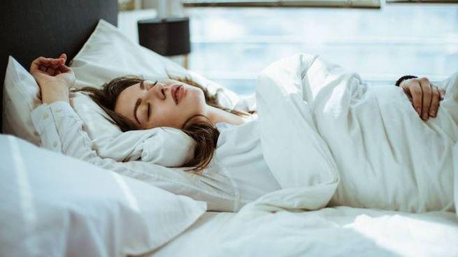 Più sonno, meno ansia